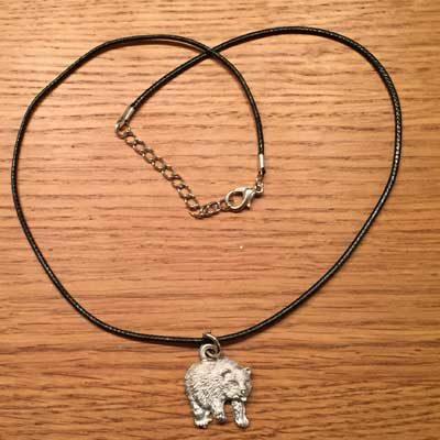smycke arcticart örjansfiske renhalsband björnsmycke