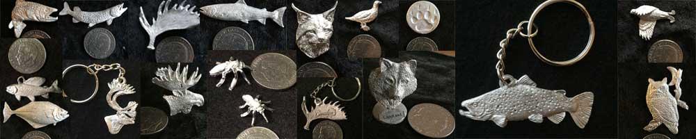 arcticart banner pins smycke staty tennsmycke