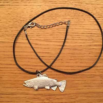 halsband storöring örjansfiske tennfigur arcticart